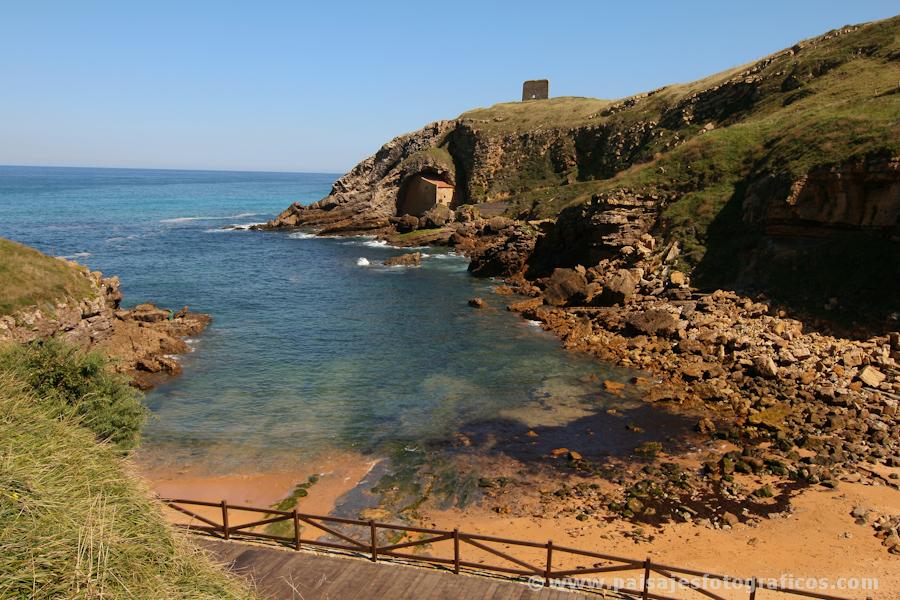 Playa de Santa Justa