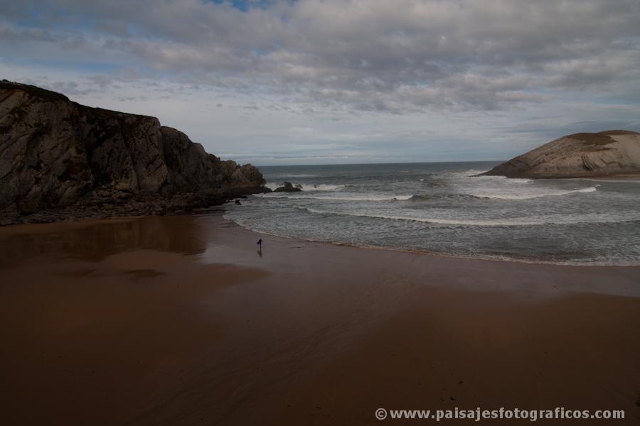 Playa de Covachos