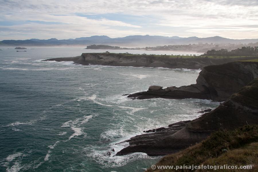 Vista desde Cabo Mayor