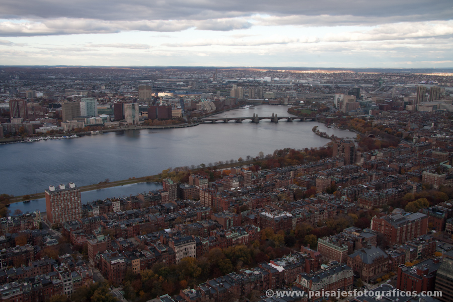 Vistas desde Prudential Tower