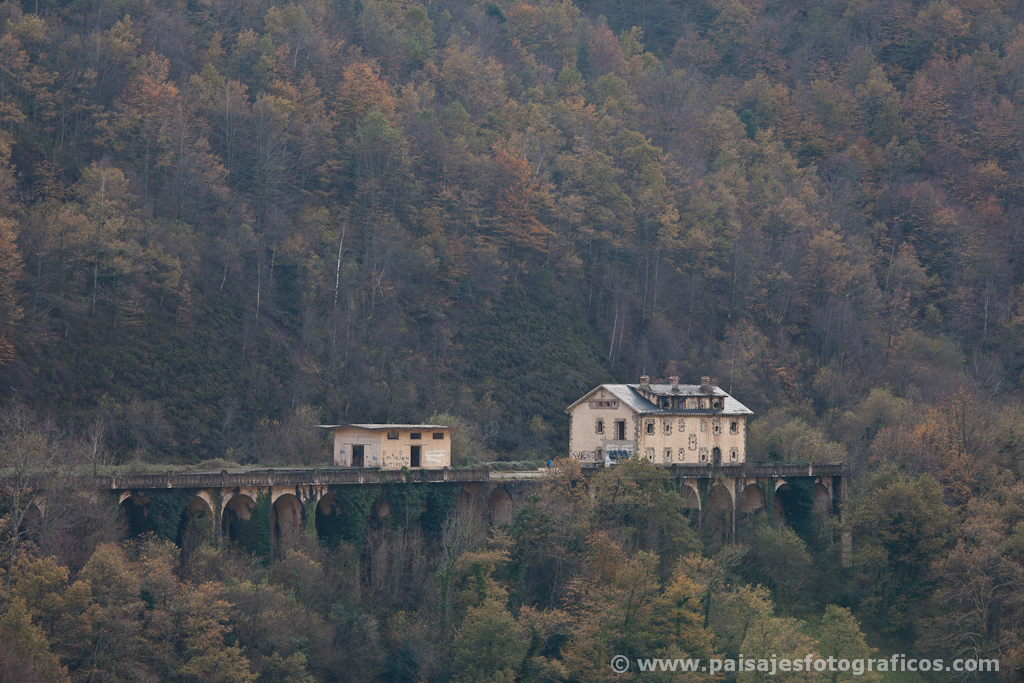Estación abandonada de Yera