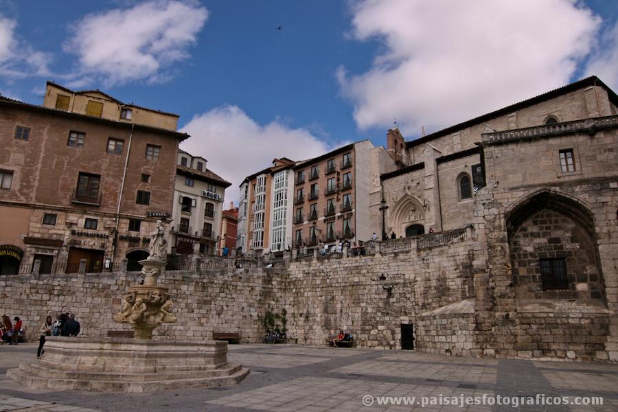 Plaza de Santa María, Burgos