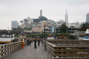 Vista desde Pier 39