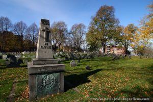 Cementerio de Copp Hill