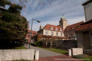 Edificios del campus