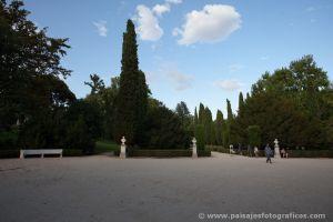 Plaza de los Emperadores