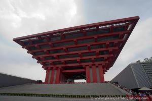 Pabellón de China de la Expo 2010