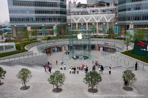 Centro Comercial en Pudong