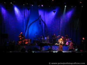 Loreena McKennit en el Radio City Music Hall